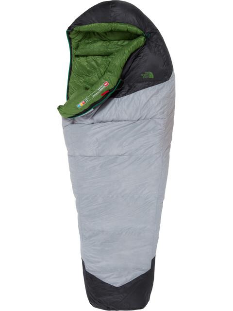 The North Face Green Kazoo Sleeping Bag High Rise Grey/Adder Green
